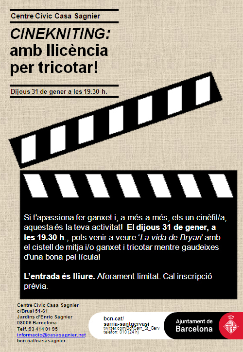 Cinekniting _cartell