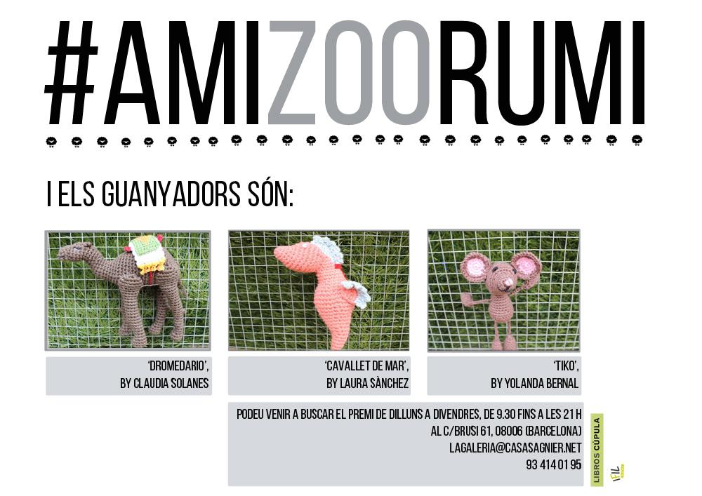 Guanyadors Amizoorumi