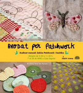 flyer_brodat patchwork